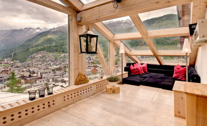 """Ngôi nhà có view """"đẹp đến nghẹt thở"""""""