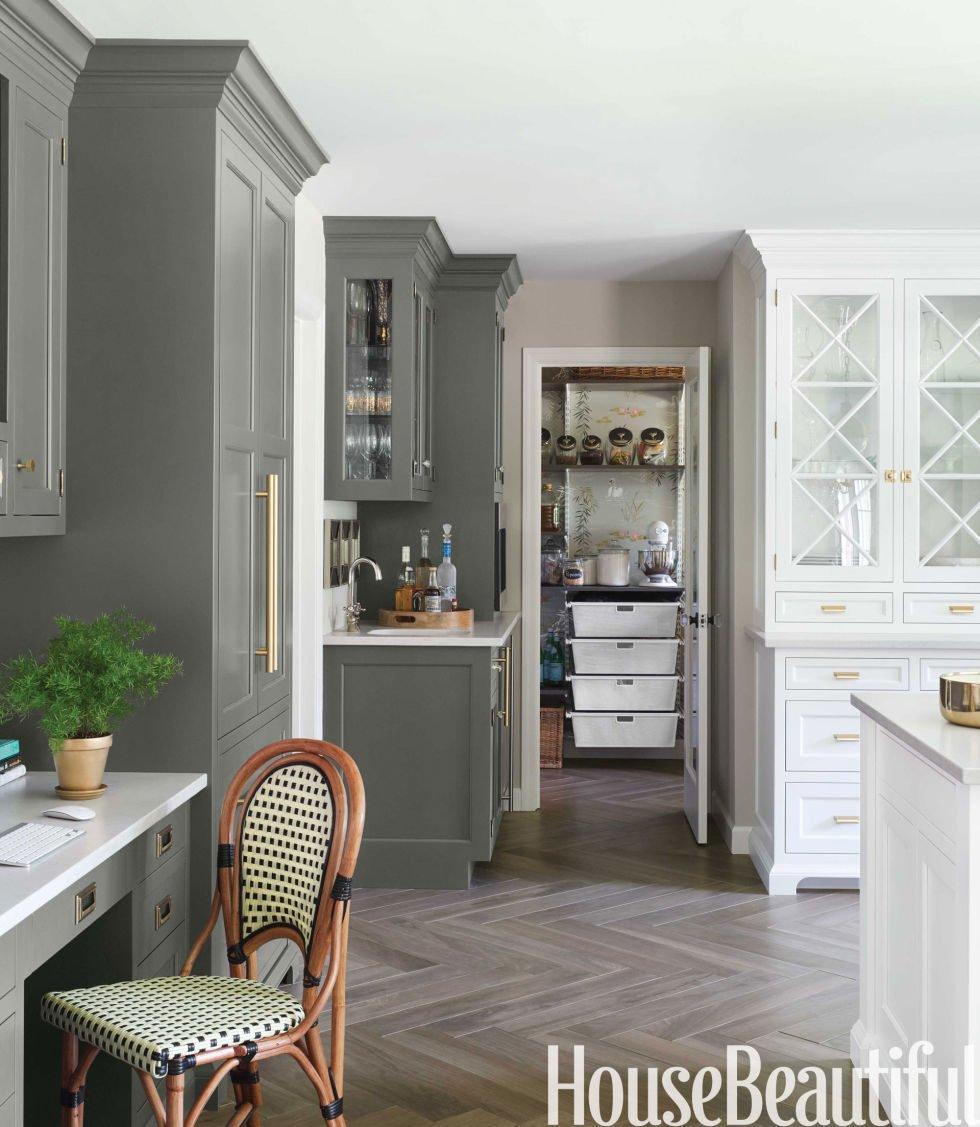 12 gam màu hoàn hảo cho phòng bếp