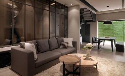 Thiết kế căn hộ mang hơi thở hiện đại