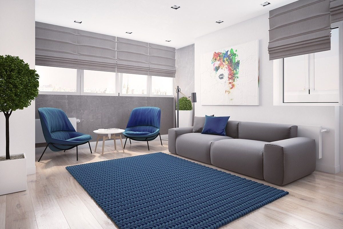 8blue-living-room-accents