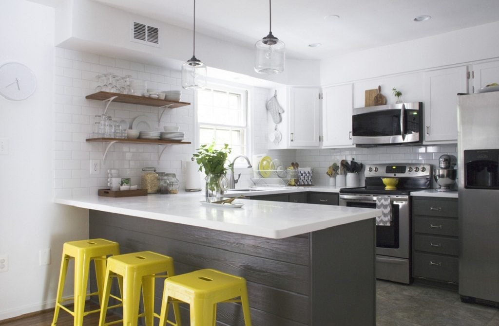 Sự kết hợp màu sắc trong không gian nhà bạn