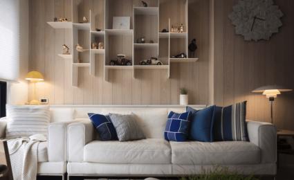 Nhà gỗ Đài Loan lấy cảm hứng từ phong cách Bắc Âu