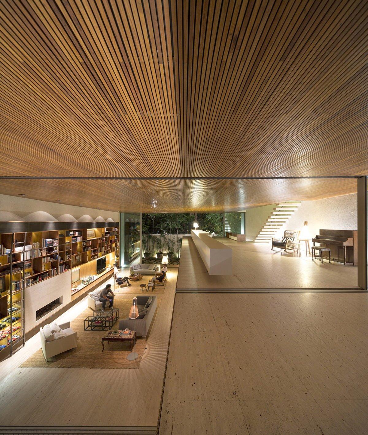 13Tetris House In São Paulo Brazil By Studiomk27 24 Ngôi nhà lấy ý tưởng từ trò chơi xếp hình TETRIS qpdesign