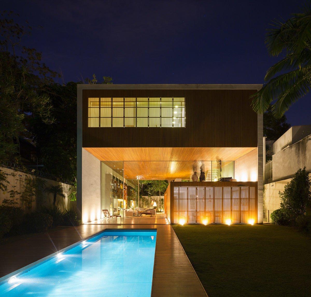 15Tetris House In São Paulo Brazil By Studiomk27 31 Ngôi nhà lấy ý tưởng từ trò chơi xếp hình TETRIS qpdesign