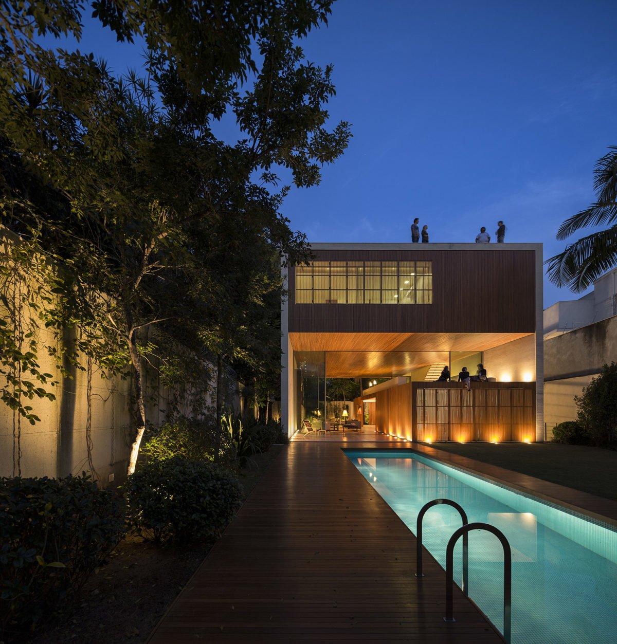 16Tetris House In São Paulo Brazil By Studiomk27 32 Ngôi nhà lấy ý tưởng từ trò chơi xếp hình TETRIS qpdesign