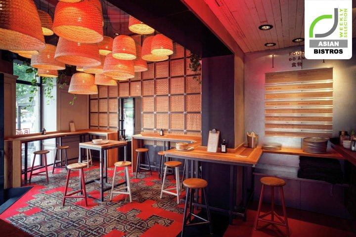 Dấu ấn Việt trong quán rượu châu Á ở trời Âu