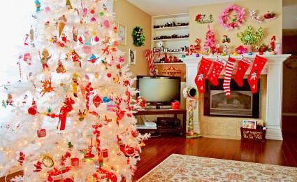 Ý tưởng trang trí Noel cho ngôi nhà của bạn