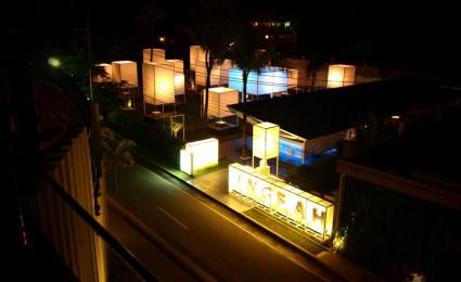 Nhà hàng INGFAH : Khu vườn của những chiếc đèn lồng