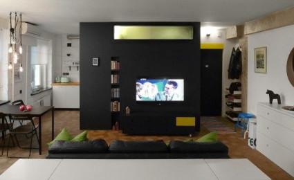 Câu chuyện thiết kế của những căn hộ dưới 50m2