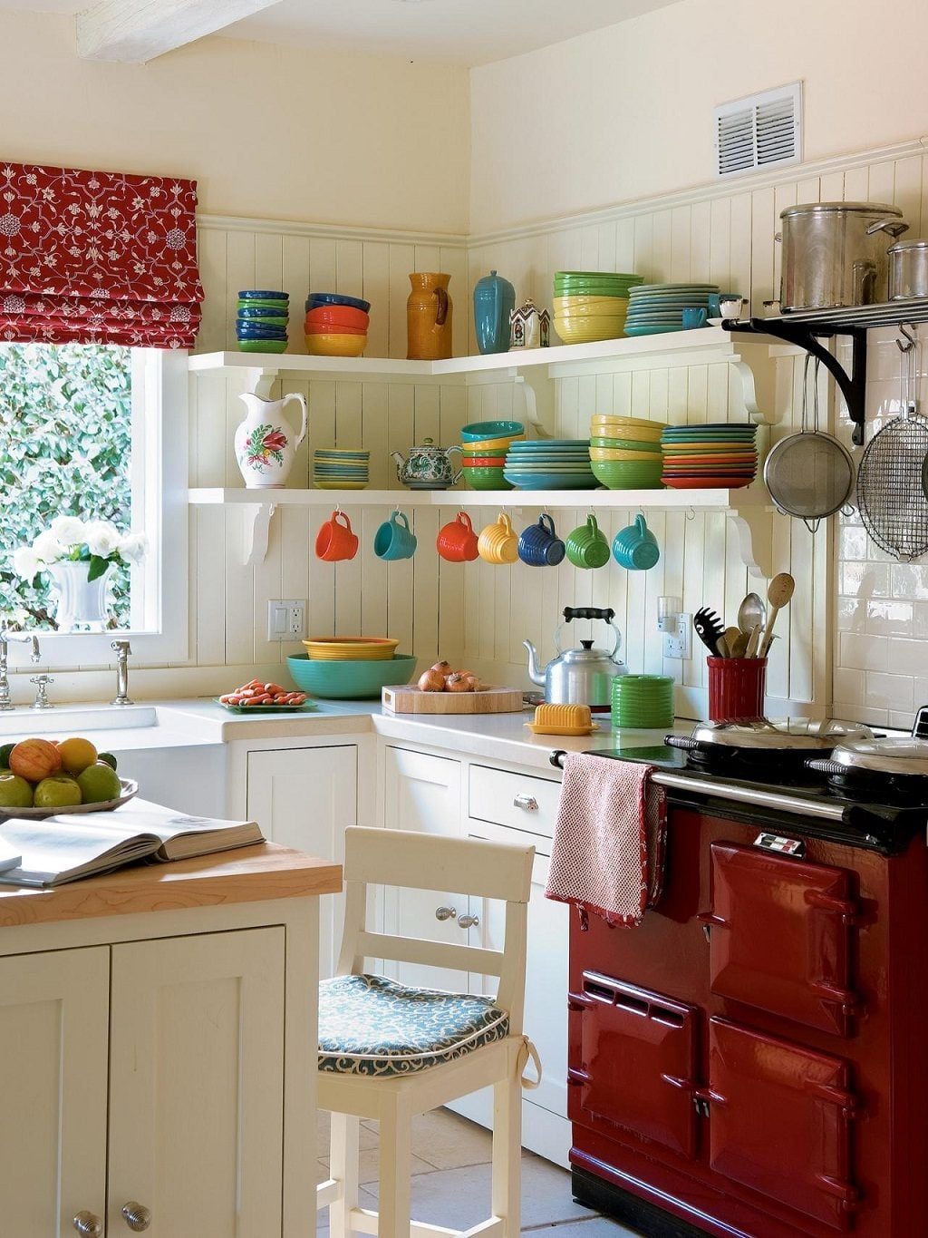 Artistic Small Kitchen Colors Withal Pictures Of Small Kitchen Design Ideas From Hgtv Kitchen Ideas - cigicigi.co