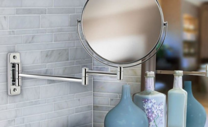 Những mẫu gương không thể thiếu trong phòng tắm nhà bạn