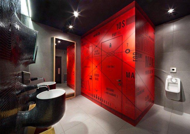 3Odessa Restaurant by YOD Design Lab 00002 Nhà hàng với không gian độc đáo trang trí bằng dây thừng qpdesign