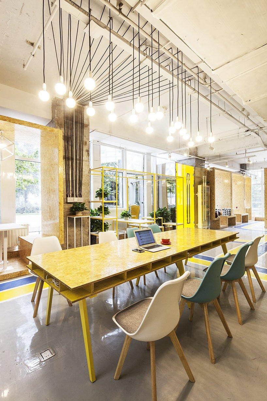 Mô hình văn phòng chia sẻ cho những nhóm trẻ khởi nghiệp