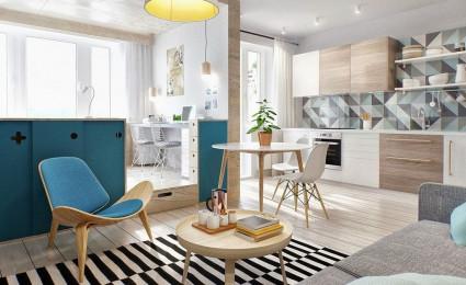 7 cách bố trí nội thất cho căn hộ có không gian nhỏ