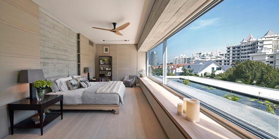 8 1449037560 1200x0 Ngôi nhà tại Singapore với không gian xanh dịu mát qpdesign
