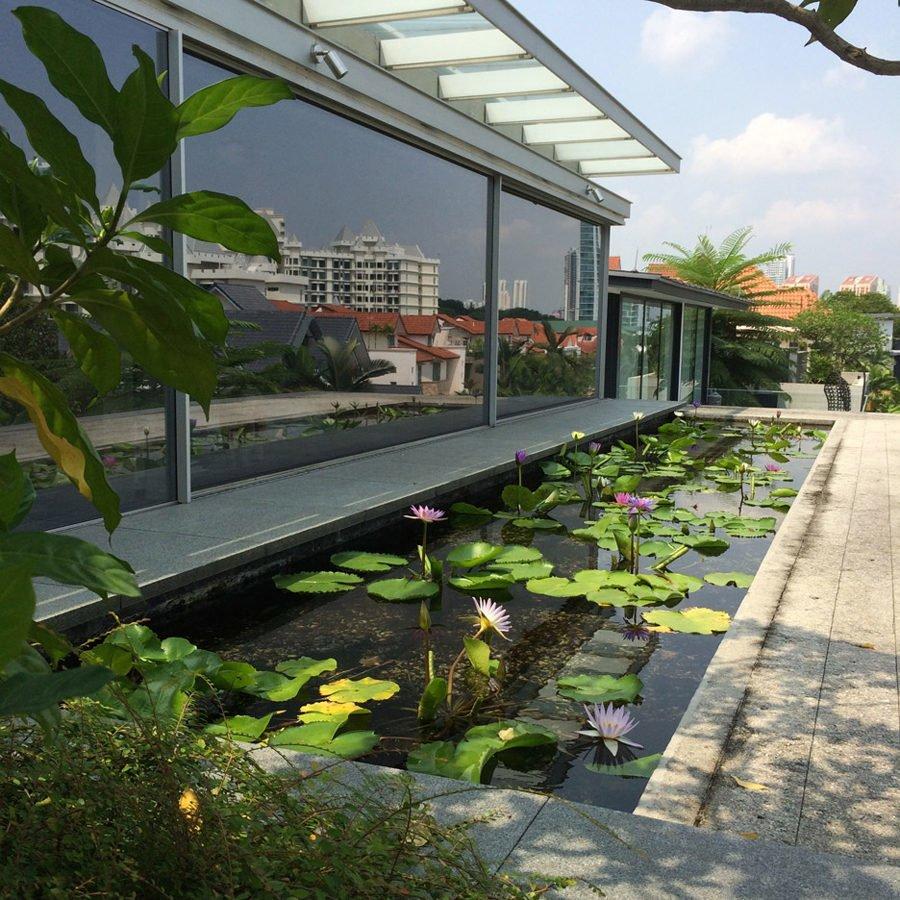 9 1 1449037560 1200x0 Ngôi nhà tại Singapore với không gian xanh dịu mát qpdesign