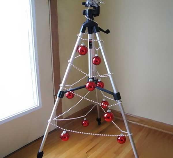 Những ý tưởng trang trí cây noel độc đáo cho mùa lễ Giáng sinh