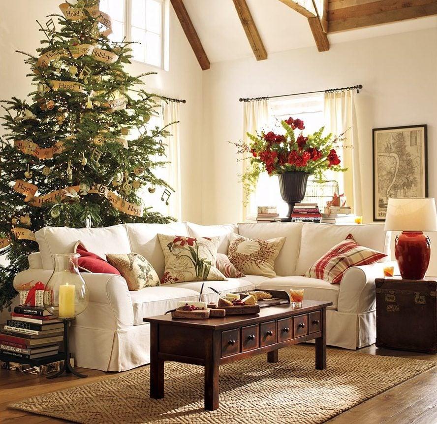 Christmas-lounge