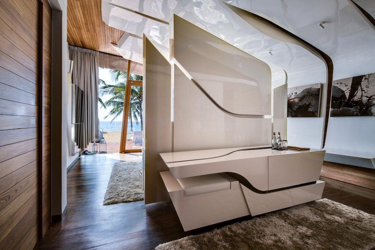Exquisite Iniala Beach House Interiors By A cero 10 Căn hộ biển nghỉ dưỡng tuyệt đẹp ở Phuket qpdesign