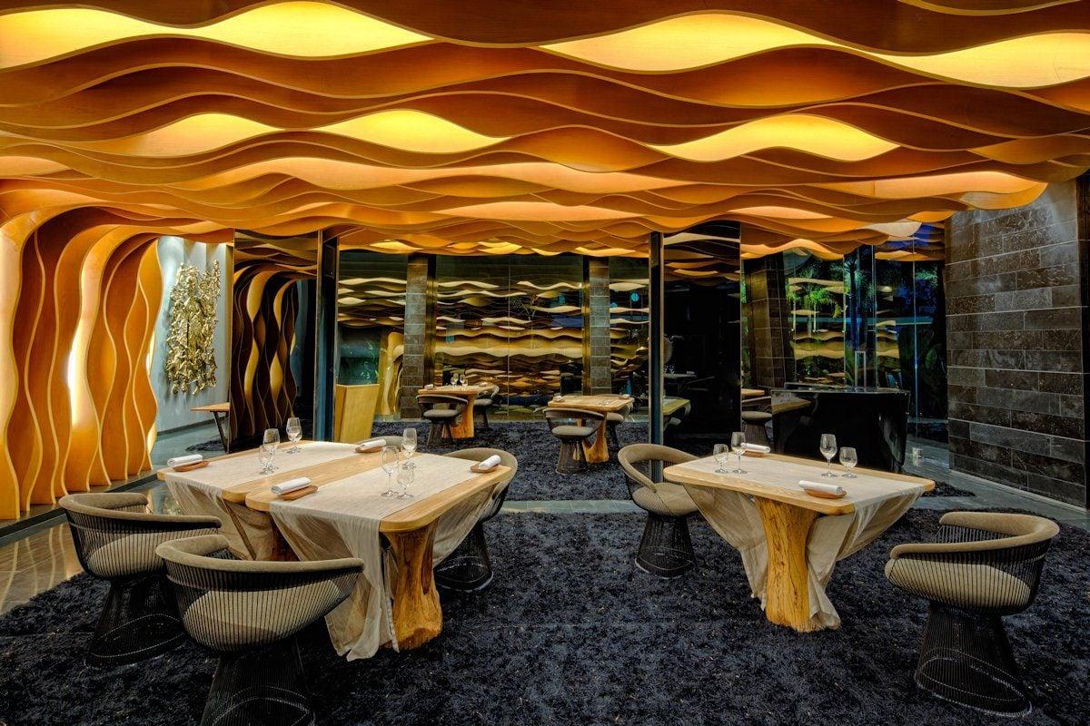 Exquisite Iniala Beach House Interiors By A cero 12 Căn hộ biển nghỉ dưỡng tuyệt đẹp ở Phuket qpdesign