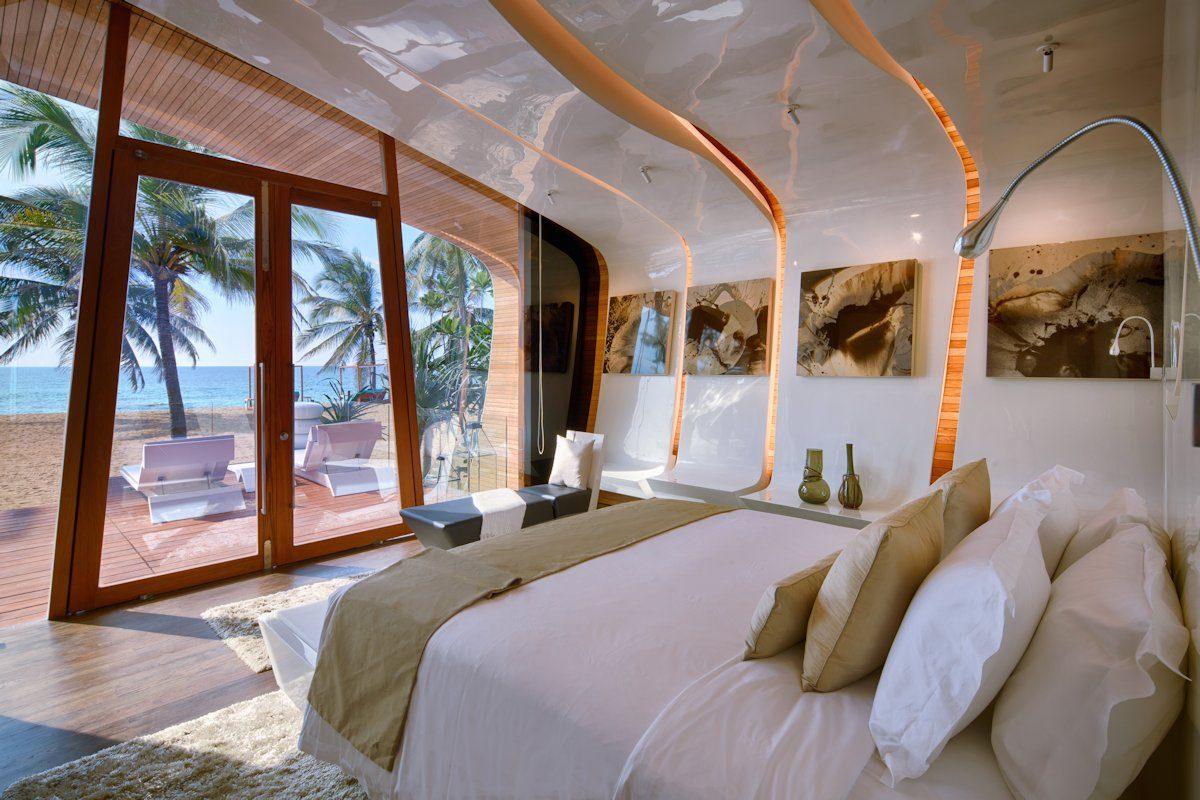 Exquisite Iniala Beach House Interiors By A cero 9 Căn hộ biển nghỉ dưỡng tuyệt đẹp ở Phuket qpdesign