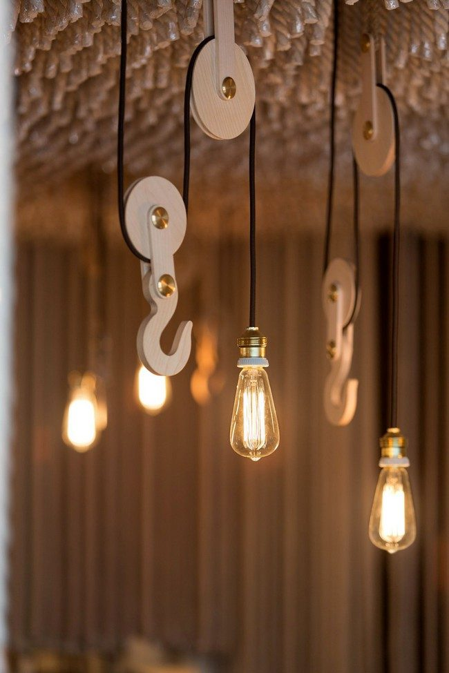 Odessa Restaurant by YOD Design Lab 00017 Nhà hàng với không gian độc đáo trang trí bằng dây thừng qpdesign