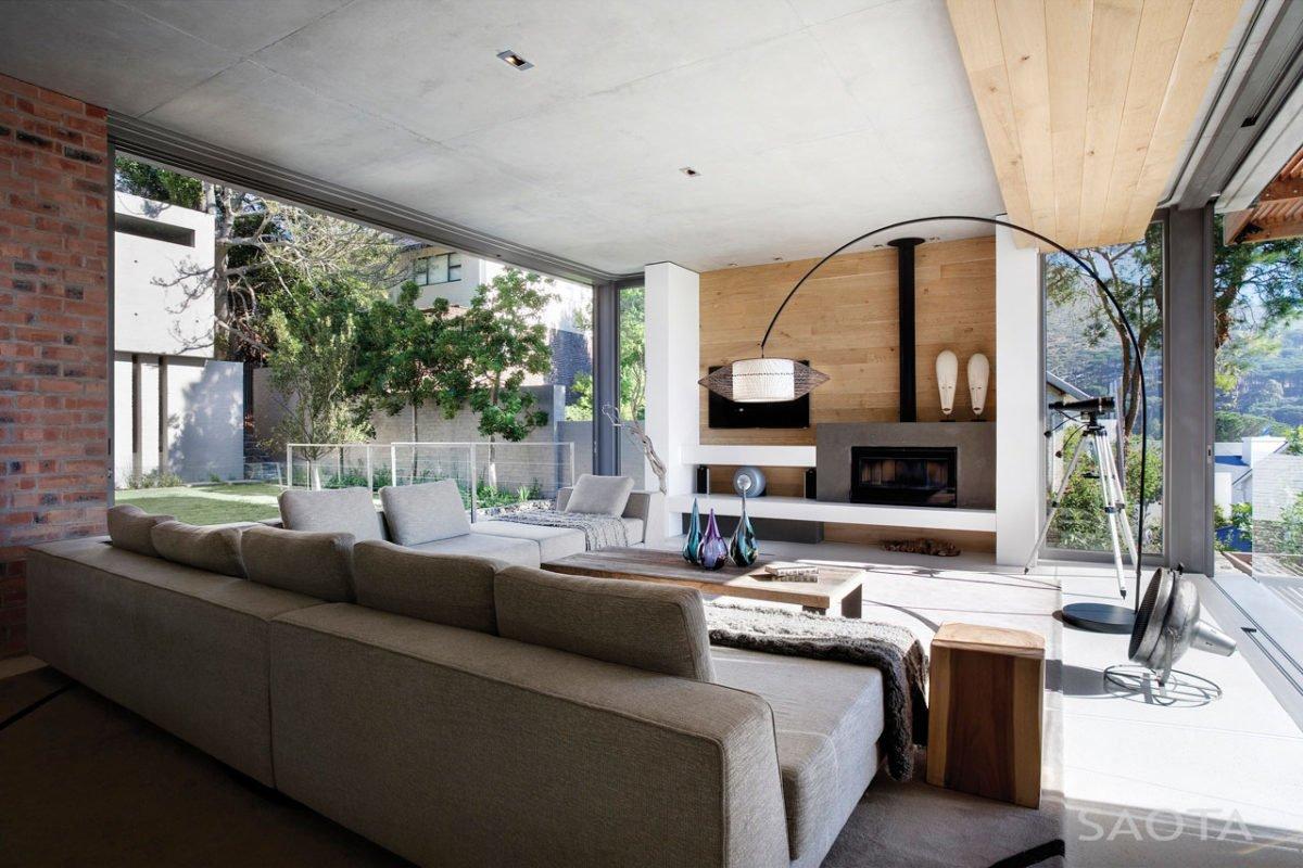 Stunning Glen 2961 House by SAOTA and Three 14 Architects 14 Biệt thự hiện đại hòa cùng thiên nhiên qpdesign