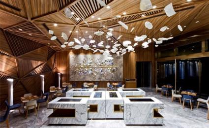 Nhà hàng YUE – Nơi hội tụ tinh hoa ẩm thực châu Á và nghệ thuật đương đại