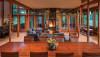 montana glass home with lots of wood in decor 10 100x57 Hòa mình cùng thiên nhiên trong ngôi nhà gỗ tuyệt đẹp ở MONTANA qpdesign