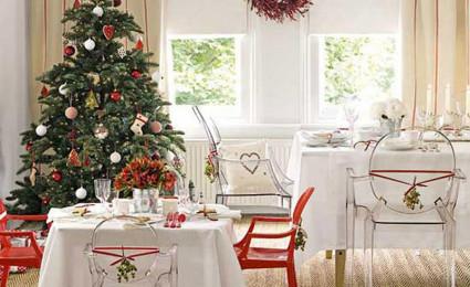 Một số mẹo trang trí nhà cho lễ giáng sinh