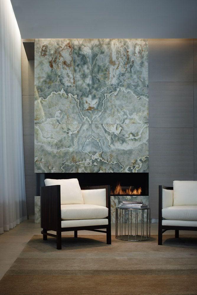 refined and eye catching onyx decor ideas for your interiors 16 Đá mã não: vật liệu trang trí nội thất sang trọng và đẳng cấp qpdesign