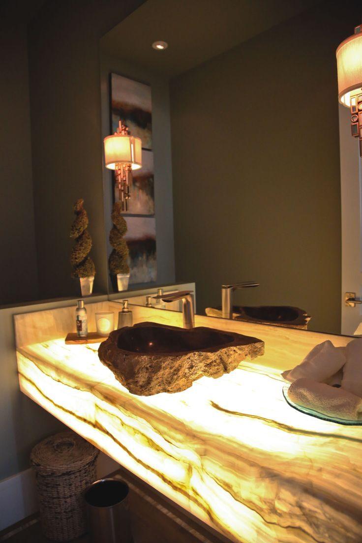 refined and eye catching onyx decor ideas for your interiors 21 Đá mã não: vật liệu trang trí nội thất sang trọng và đẳng cấp qpdesign