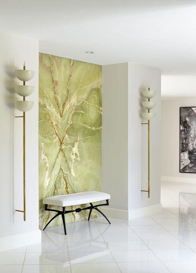refined and eye catching onyx decor ideas for your interiors 3 Đá mã não: vật liệu trang trí nội thất sang trọng và đẳng cấp qpdesign