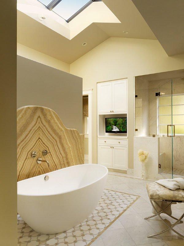 refined and eye catching onyx decor ideas for your interiors 6 Đá mã não: vật liệu trang trí nội thất sang trọng và đẳng cấp qpdesign