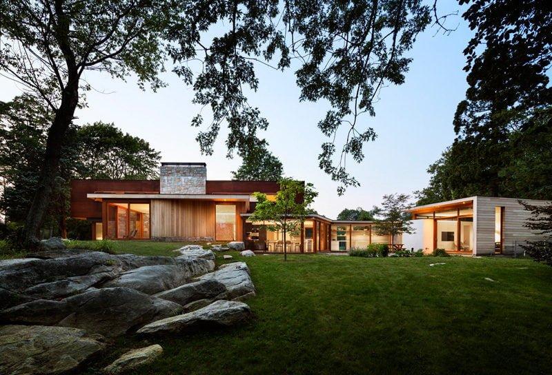 stonington residence 281215 01 Ngôi nhà được cải tạo theo phong cách đương đại ở Mỹ qpdesign
