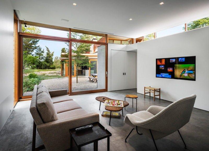 stonington residence 281215 10 Ngôi nhà được cải tạo theo phong cách đương đại ở Mỹ qpdesign