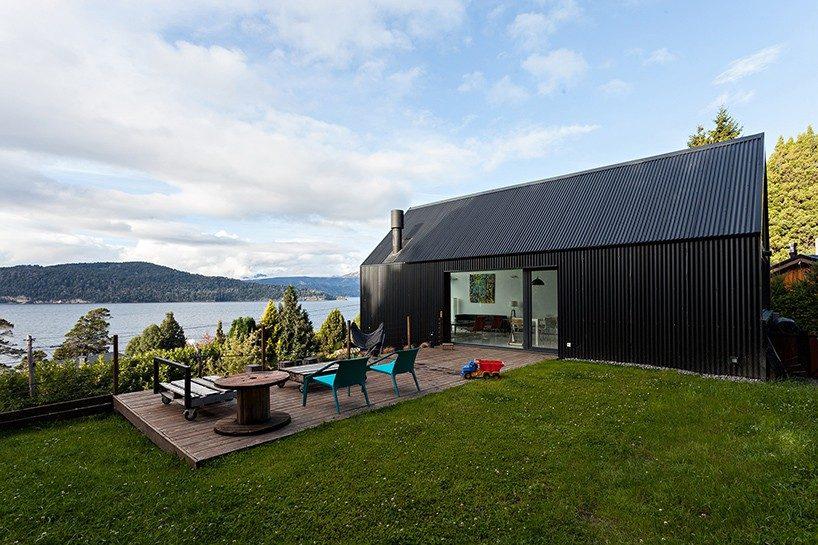 top 10 readers private houses 2015 designboom 007 818x545 Top 10 ngôi nhà ấn tượng nhất năm 2015   do độc giả designboom.com bình chọn qpdesign
