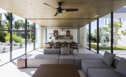 Biệt thự Naman Residences mang phong cách hiện đại và sang trọng tại Đà Nẵng