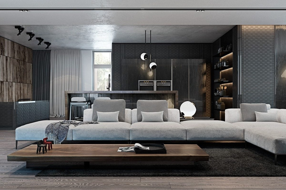1-grayscale-apartment-with-wood-accents
