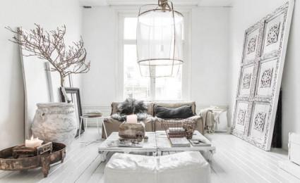 25 thiết kế nội thất đẹp với tông màu trắng