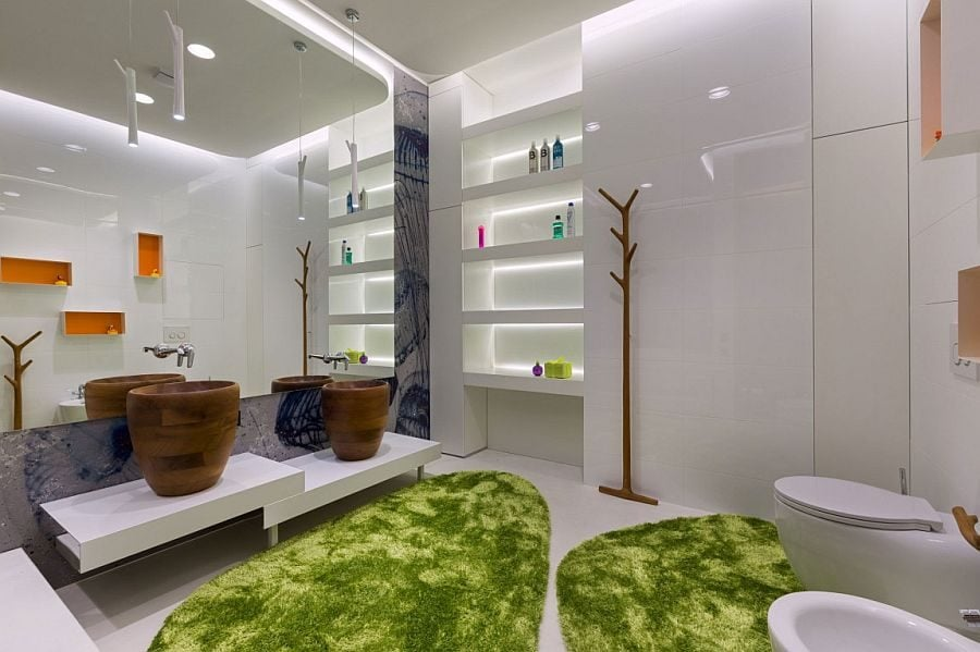 14 Thiết kế căn hộ độc đáo và đầy ấn tượng qpdesign