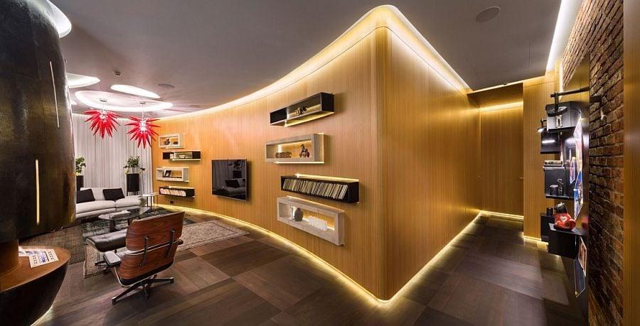 2 Thiết kế căn hộ độc đáo và đầy ấn tượng qpdesign