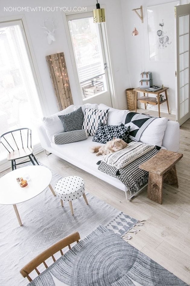 4 white room interiors 25 gorgeous design ideas thumb autox945 61075 25 thiết kế nội thất đẹp với tông màu trắng qpdesign