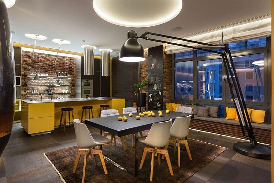 7 Thiết kế căn hộ độc đáo và đầy ấn tượng qpdesign