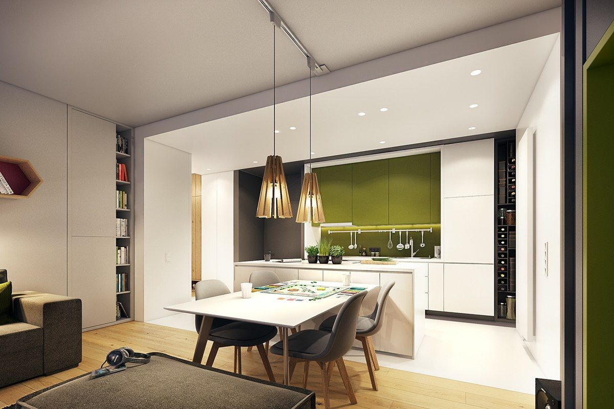 8-green-and-white-kitchen