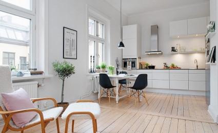 9 điều nên biết khi thiết kế nội thất căn hộ chung cư