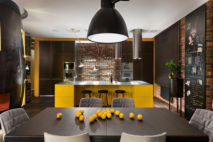 9 Thiết kế căn hộ độc đáo và đầy ấn tượng qpdesign