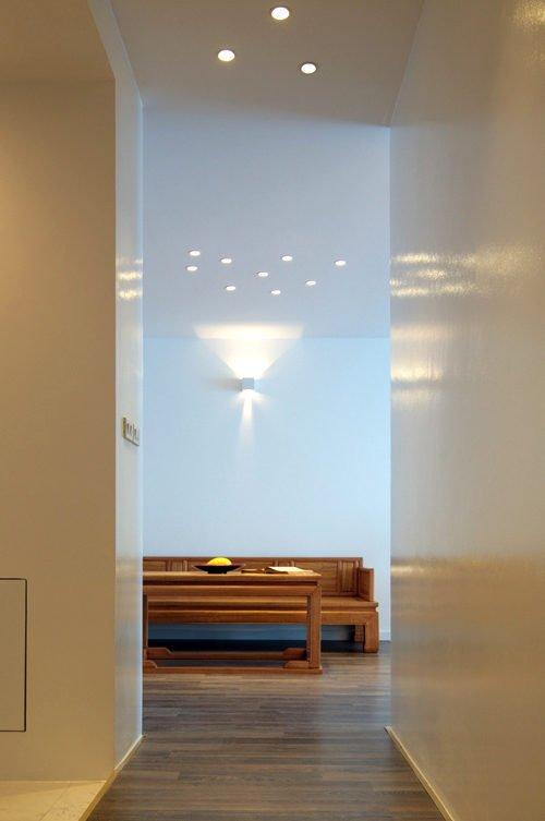 anh bo sung 1452162584 660x05 Cá tính khác biệt trong căn hộ sinh đôi ở Hà Nội qpdesign