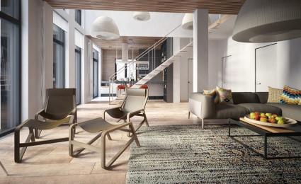 Ngôi nhà với thiết kế đa phong cách trong mỗi phòng