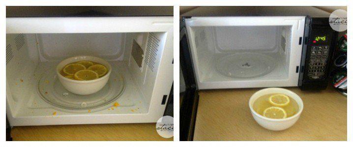 how to clean a microwave 718x299 20 mẹo cực hay và hữu ích làm sạch nhà đón tết qpdesign